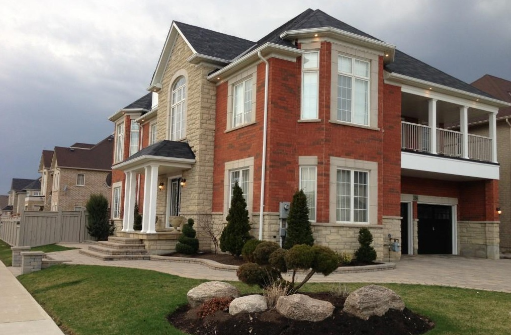 Canadian Dream Home The Luxe Maven