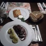 Essen wie früher, nur frisch ;-)