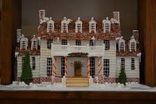 Presidential Gingerbread Houses
