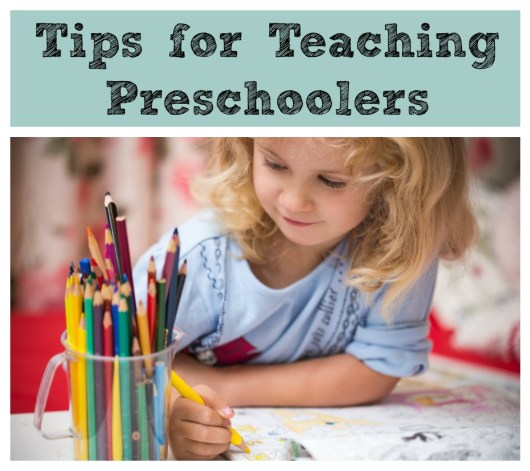 tips-for-teaching-preschoolers