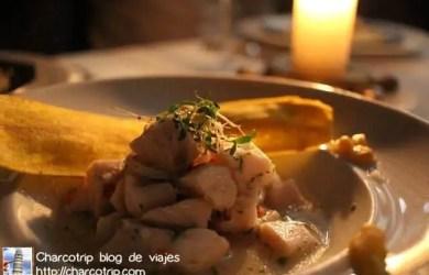 Ceviche, yummi