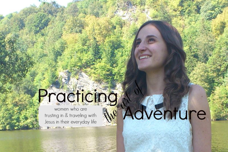 Practicing the Art of Adventure :: Featuring Lavinia Buz