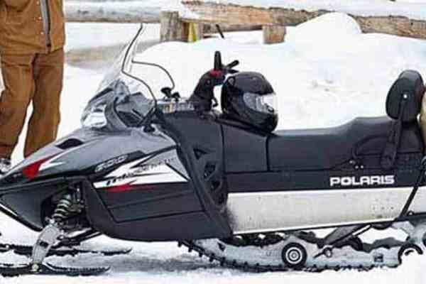 Polaris Utility Snowmobiles: Work Sleds That Are Fun
