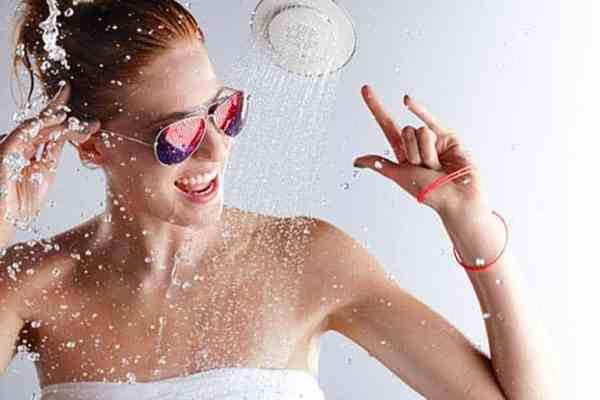 In Concert with the Moxie Showerhead & Speaker