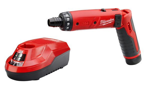 Milwaukee M4 2-Speed Screwdriver