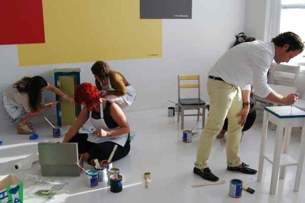 Painting with Nate Berkus and Lowe's
