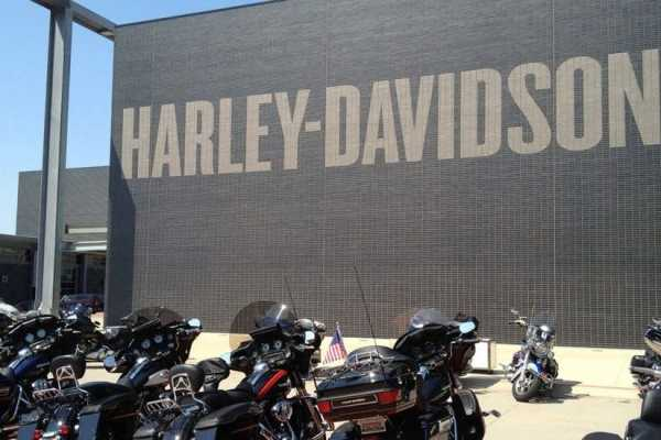 Harley-Davidson – 110 Years of Freedom