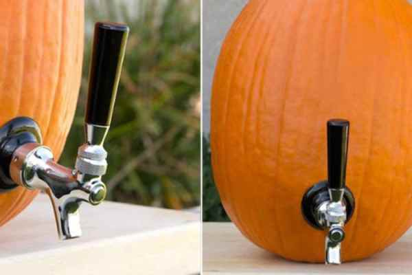 Get the Pumpkin Tap for Your Halloween Costume Party