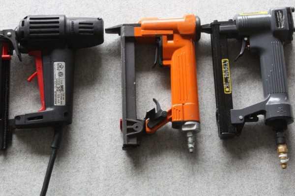Upholstery Staple Gun Guide