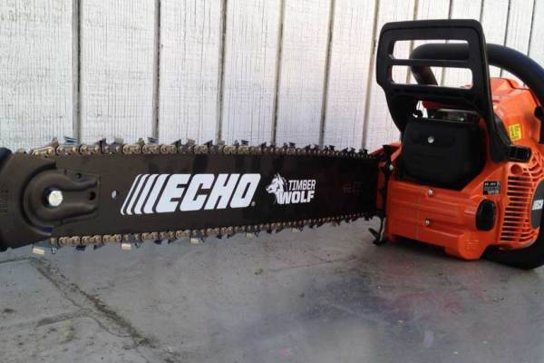 ECHO Timber Wolf CS-590 Chainsaw for the Rancher in You