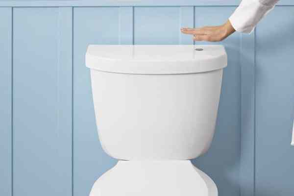 KOHLER Touchless Flush Toilets and Kit