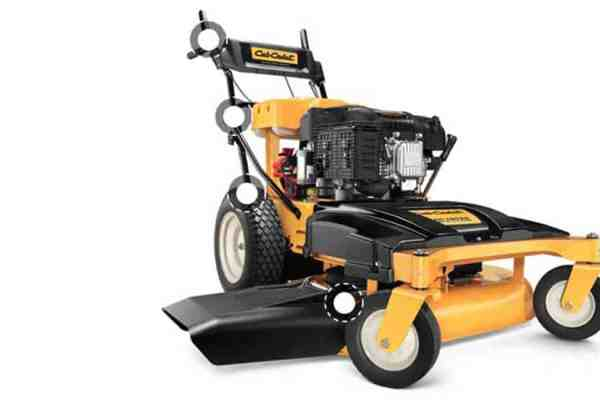 Cub Cadet Wide-Area Walk-Behind Lawn Mower Review