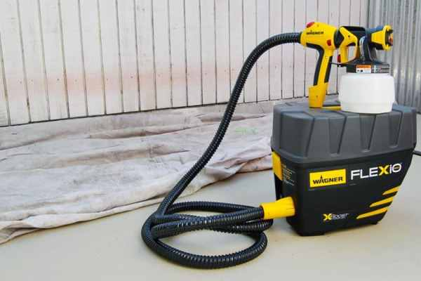 Wagner FLEXiO 890 Sprayer Review