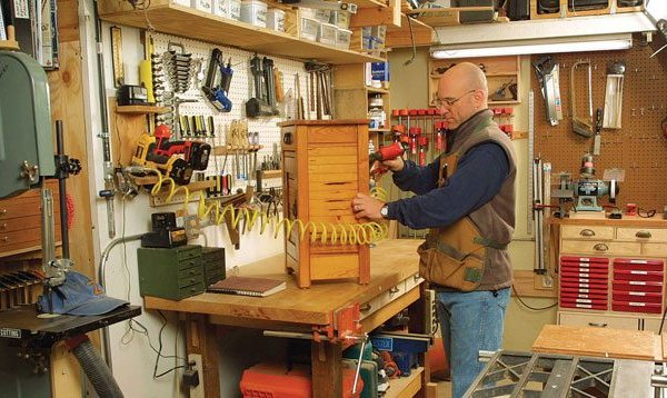 13 Eye-Popping Woodshops