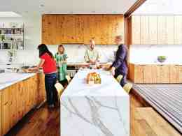 http://www.dwell.com/houses-we-love/slideshow/look-marble-kitchen#2