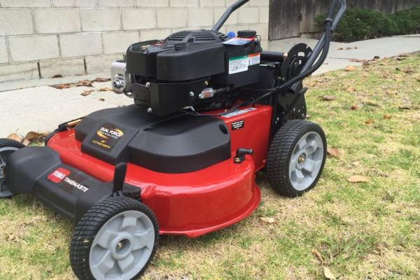 Twin-Blade Toro Timemaster 30″ Lawnmower