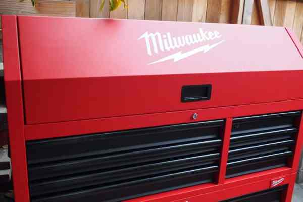Milwaukee 46″ Rolling Tool Storage Chest & Cabinet Review