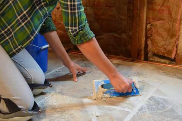 Tiling a Floor – It's Easier Than You Think