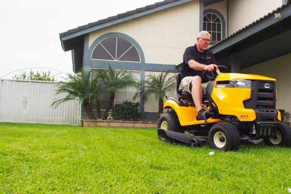 Cub Cadet XT Enduro Series Riding Mower Review