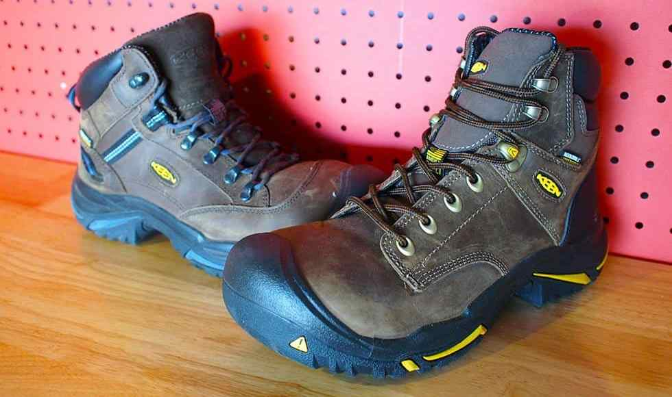 Made in America: Keen Work Boots