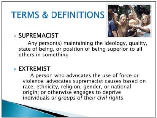 Spremacist-definied0