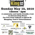 Fun Event on King St – Sunday May 16th from 12-5