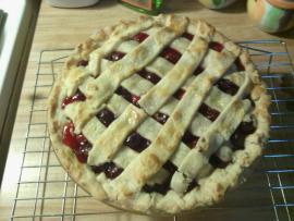 No Fail Pie Crust by Anet Carlin