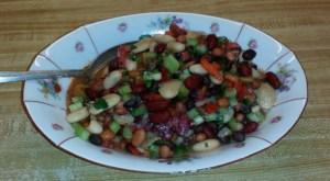 6 Bean Salad by Charley Carlin