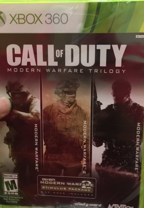 Modern Warfare Trilogy