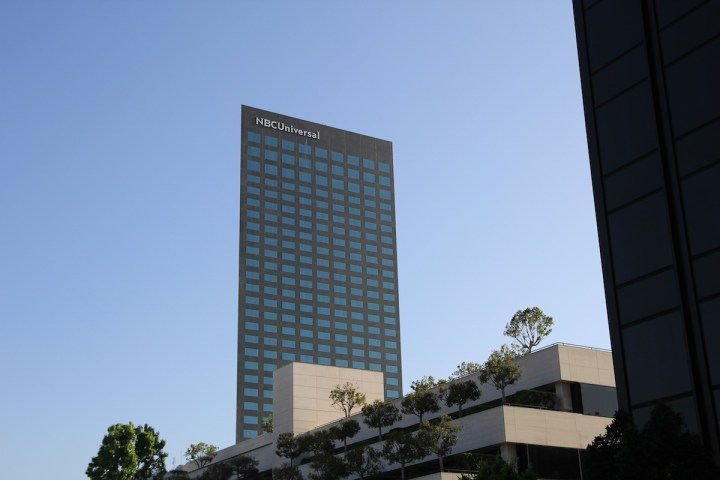 NBCUniversal building