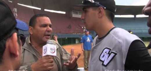 GVSU In Cuba Interview #1 – Giancarlo Brugnoni After A Game