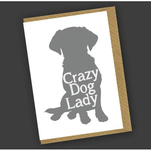 Medium Crop Of Crazy Dog Lady