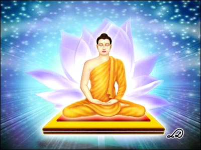 The Enlightenment of the Buddha's First Disciple # 1