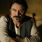 Ian McShane as Al Swearengen on Deadwood.