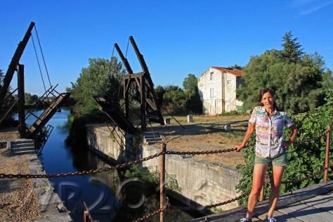 Pont de Langlois, Arles, Autor: wolfgang randelzhofer