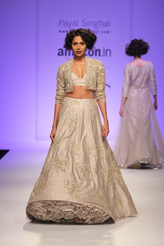 Payal Singhal Collection at AIFW AW 2015 (5)