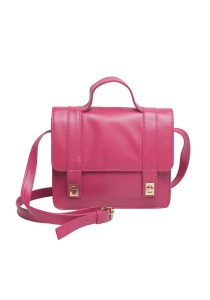 Pretty Pink Mini Satchel Bag (Image courtesy: Fab Alley)