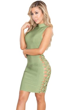Small Of Light Green Dress