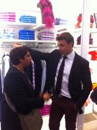 La soirée d'inauguration de la nouvelle boutique Eden Park Toulouse (1) - Charonbelli's blog lifestyle