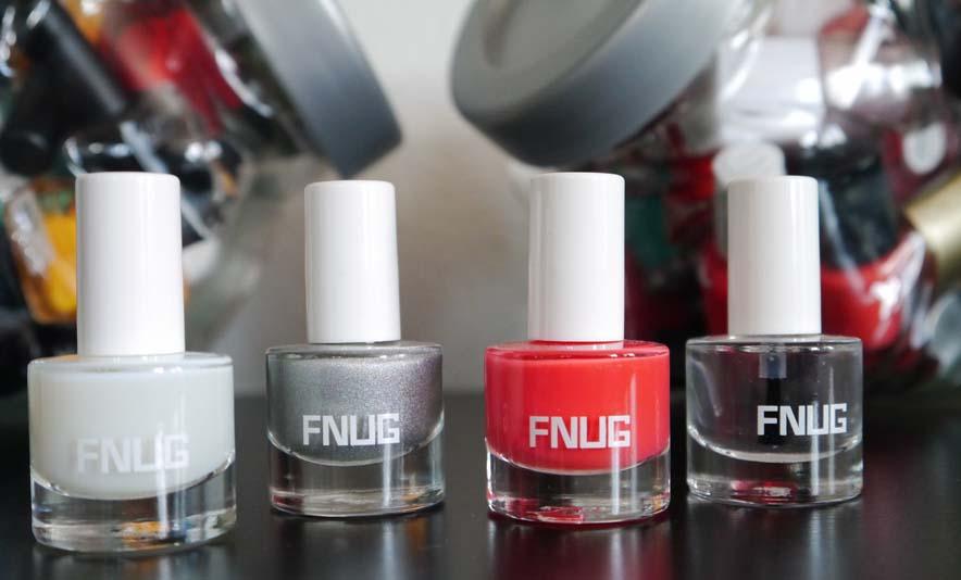 Mon nail art nuancé avec les vernis FNUG - Photo à la Une - Charonbelli's blog beauté