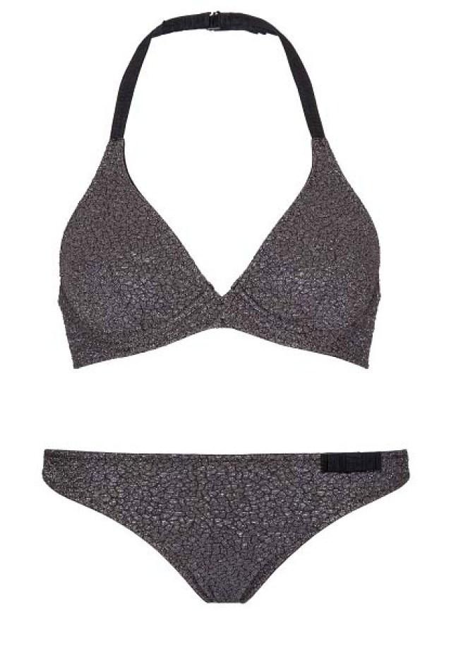 Soutien gorge de bain triangle armature Galuchat Princesse Tam-Tam - Je veux un nouveau maillot de bain ! - Charonbelli's blog mode