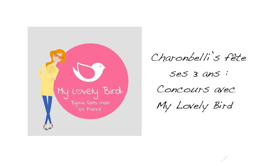 Avec Charonbelli's, gagne une paire de boucles d'oreille ananas My Lovely Bird - Photo à la Une - Charonbelli's blog mode