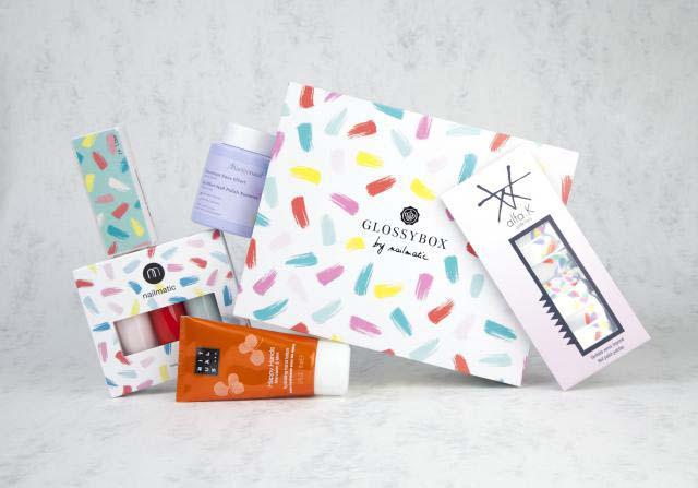 La GlossyBox X Nailmatic - craquera, craquera pas ? - Charonbelli's blog beauté