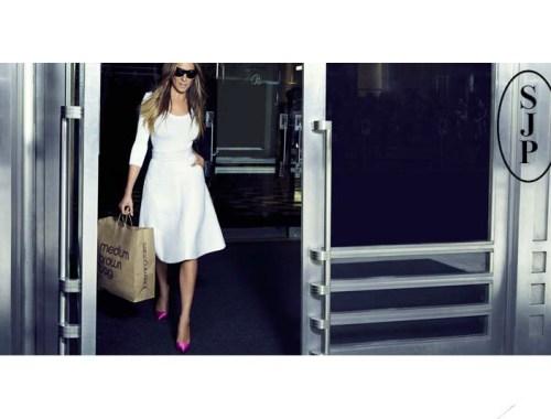 SJP by Sarah Jessica Parker - quand les escarpins de Carrie Bradshaw arrivent chez Bloomingdale's - Photo à la Une - Charonbelli's blog mode