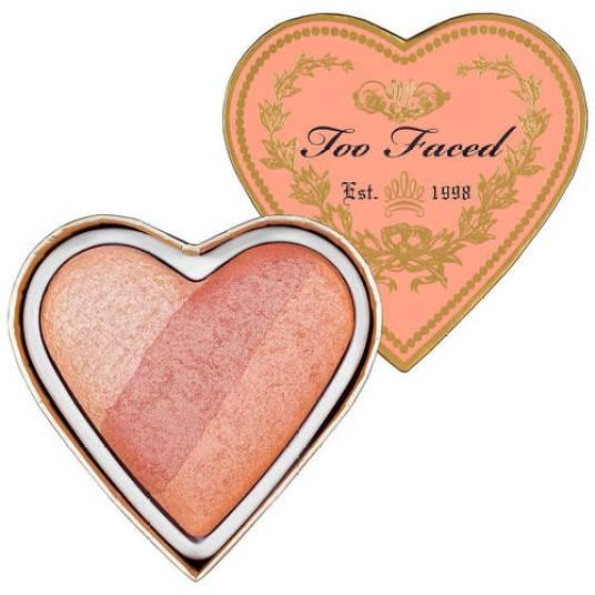 Sweetheart's perfect Flush Blush Peach Beach Too Faced - Sephora - Charonbelli's blog beauté