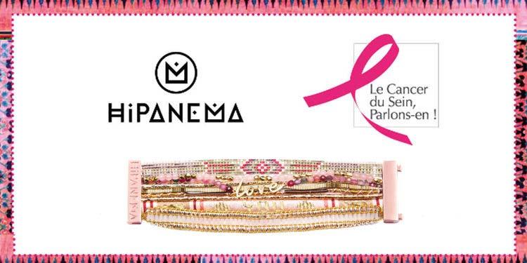 Hipanema - #Octobrerose - le cancer du sein, parlons-en ! - Charonbelli's blog mode et beauté
