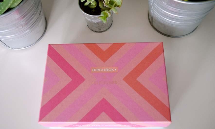 Le récap' de ma Birchbox Selfridges - Photo à la Une - Charonbelli's blog mode