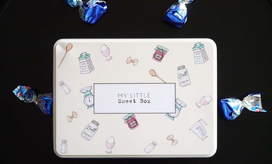 Le récap de My Sweet Little Box - Photo à la Une - Charonbelli's blog mode