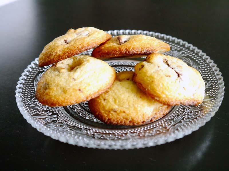 Mes chocolate chip cookies (1) - Charonbelli's blog de cuisine