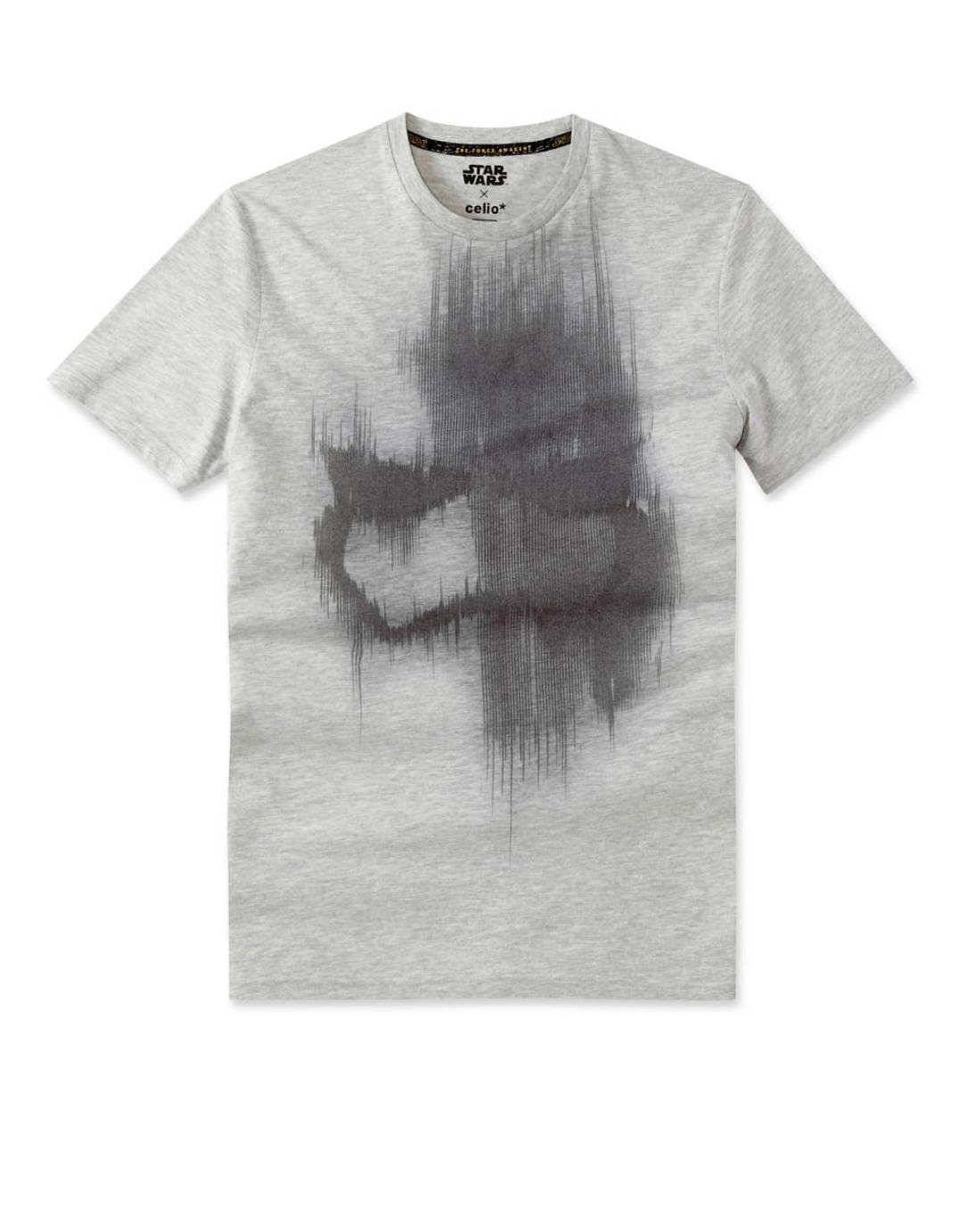 T shirt homme Star Wars Stormtrooper - Celio - Charonbelli's blog mode